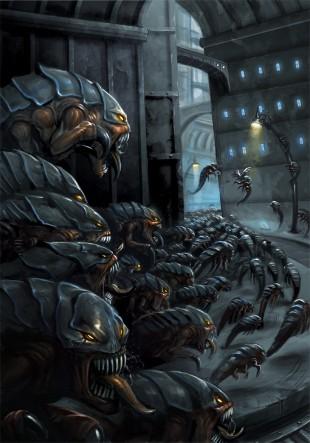 Tiranidos enjambre tiranido ciudad colmena.jpg
