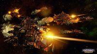 Orkos kruceros espacio