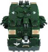 Land Raider Ares 3