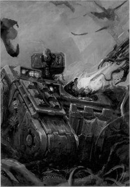 Land raider Caballeros Grises.jpg