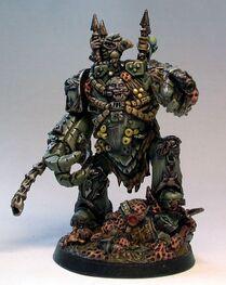 Mini marine de plaga wikihammer