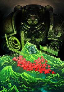 Guardianes de la Muerte Problema Tactico Ordo Xenos Wikihammer