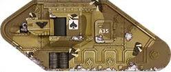 Marrón camuflaje Guardia Imperial