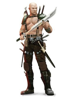Guardia Imperial cuchillos largos brontianos wikihammer.jpg