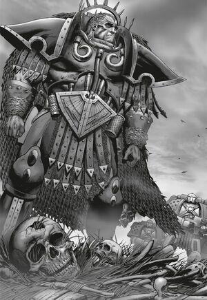 Angron regresa a Desh'elika Nuceria Herejía Devoradores de Ciudades.jpg