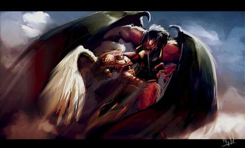 Primarca Sanguinus vs el devorador de almas.jpg
