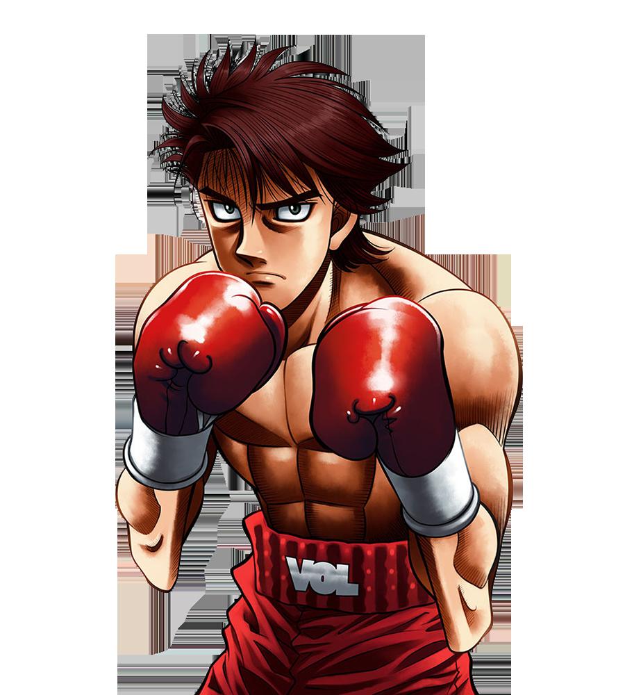 Hajime No Ippo Bryan Hawk: Wikia Espíritu De Lucha (Hajime
