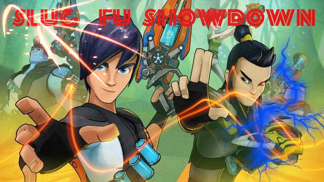 Archivo:Slugterra Slug fu Showdown.jpg
