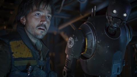 Rogue One Una Historia de Star Wars - Nuevo tráiler