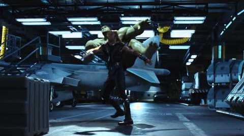 Hulk vs. Thor - (Los Vengadores) - Español Latino HD
