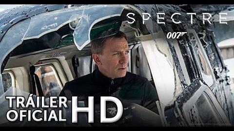 SPECTRE. Tráiler oficial HD en español. En cines 6 de noviembre