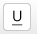 Archivo:Underline button.png