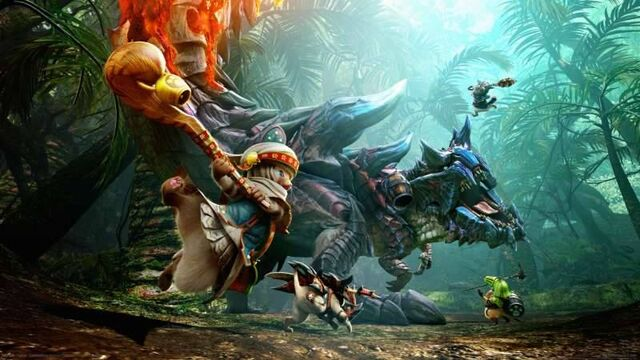 Archivo:Monster Hunter Generations.jpg