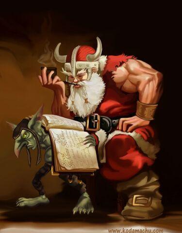 Archivo:Papa Noel Vikingo navidad Santa Claus.jpg