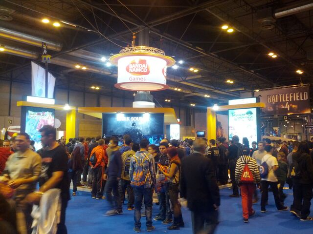 Archivo:Madrid Games Week 2013 pic2.jpg