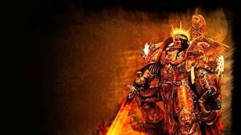 Warhammer 40000 - God Emperor