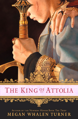 The King of Attolia (novel)