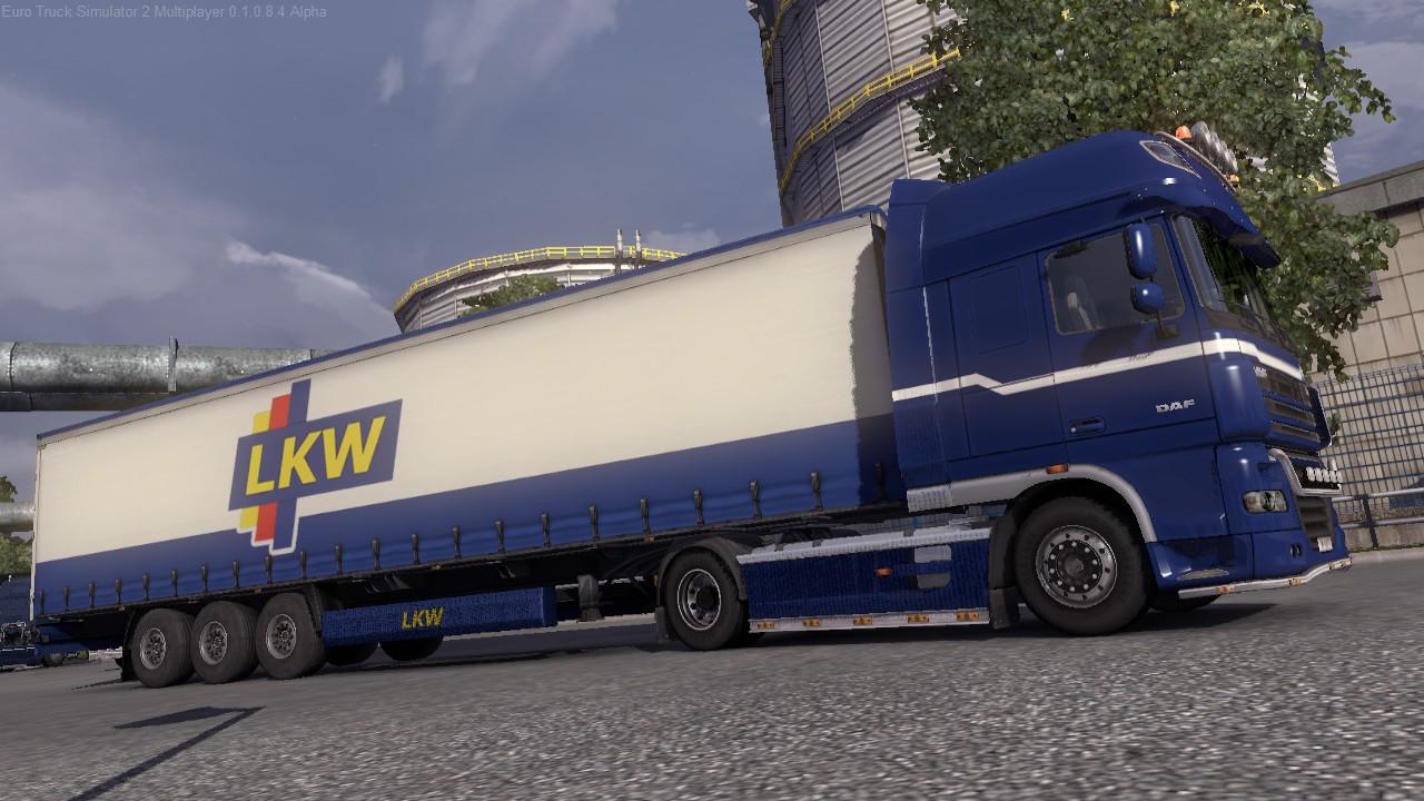 Lkw Simulation