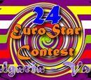 24 Euro Star Contest