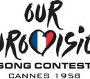Our Eurovision 1958