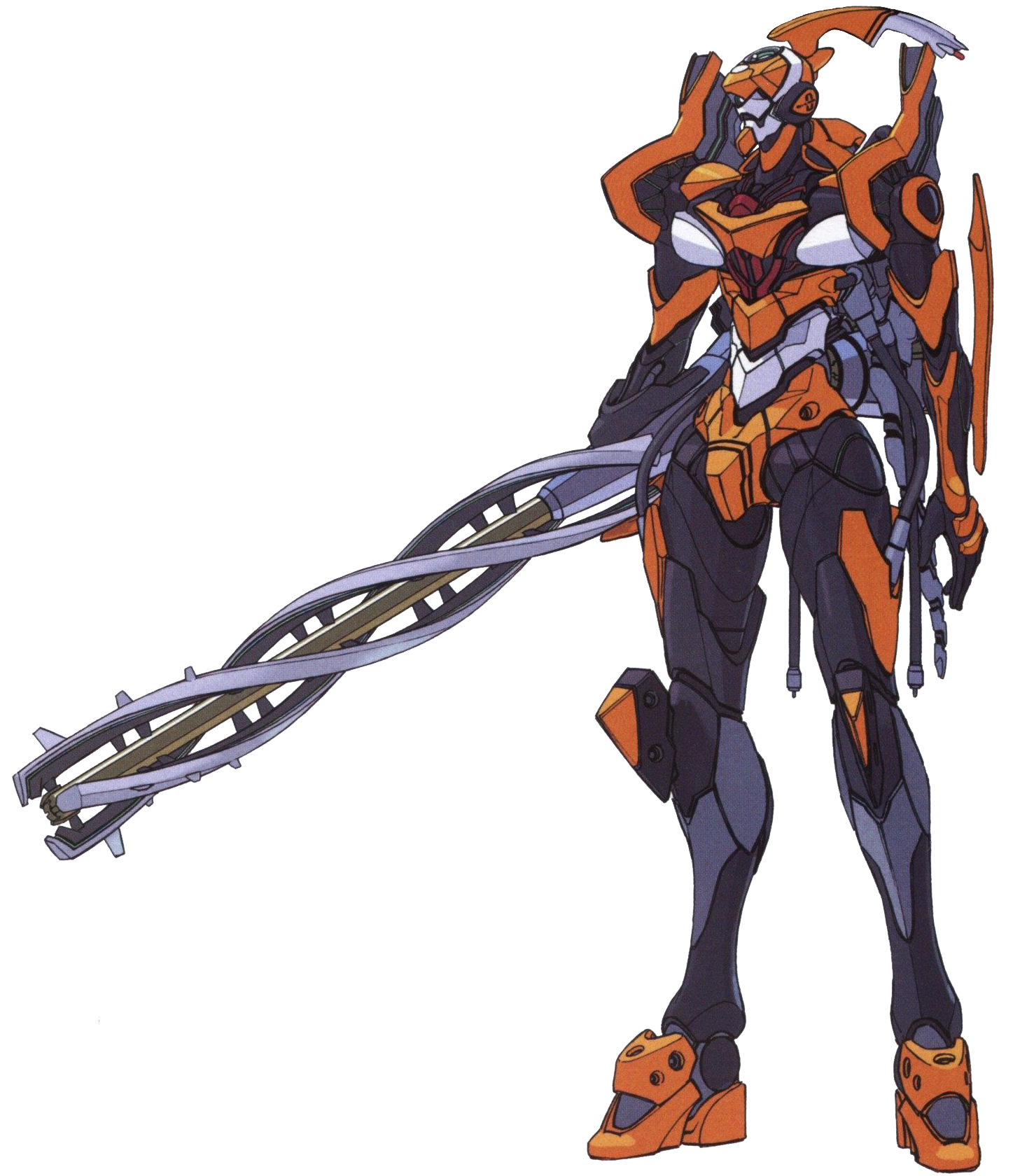 Evangelion Unit-0.0 | Evangelion | FANDOM powered by Wikia  Evangelion Unit...
