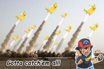 Pokemon boom