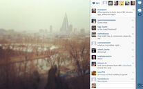North korea instagram