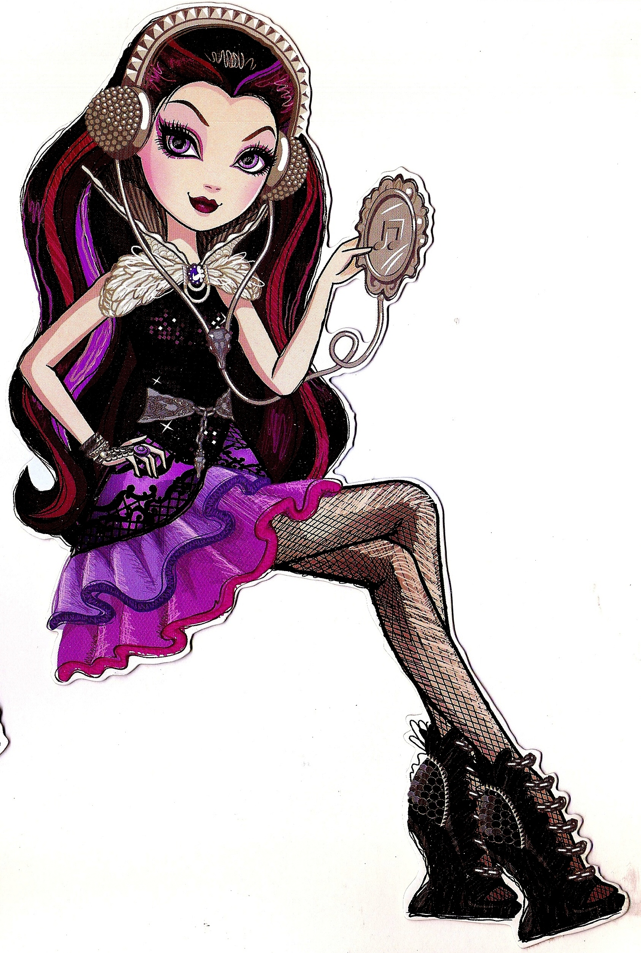 Raven Queen   Ever After High Wiki   FANDOM powered by Wikia