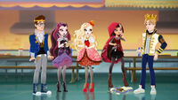The World of Ever After High - Cerise has a cold