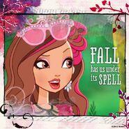 Facebook - fall's spell