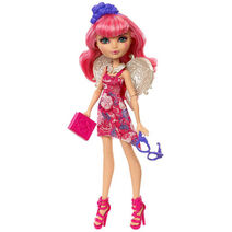 Doll stockphotography - Back to School Cupid
