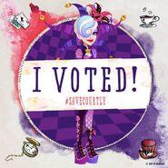 Facebook - I Voted II