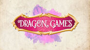 Dragon Games - title card
