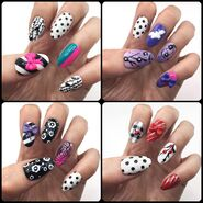 Facebook - nails in color