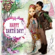 Facebook - Happy Earth Day