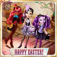 Facebook - happy Easter