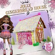 Facebook - gingerbread treat