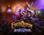 EverQuest - Rain of Fear cover