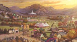 The Freedomland Amusement Park