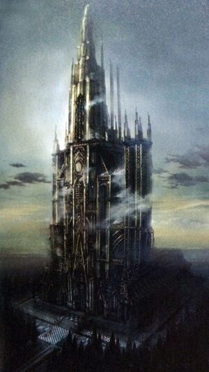 The Luxerion Cathedral