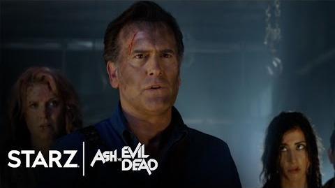Ash vs Evil Dead Season 2 Tease STARZ
