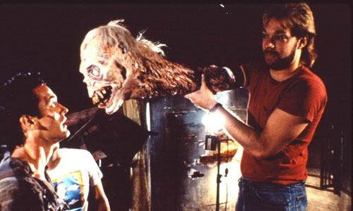 greg nicotero zombie
