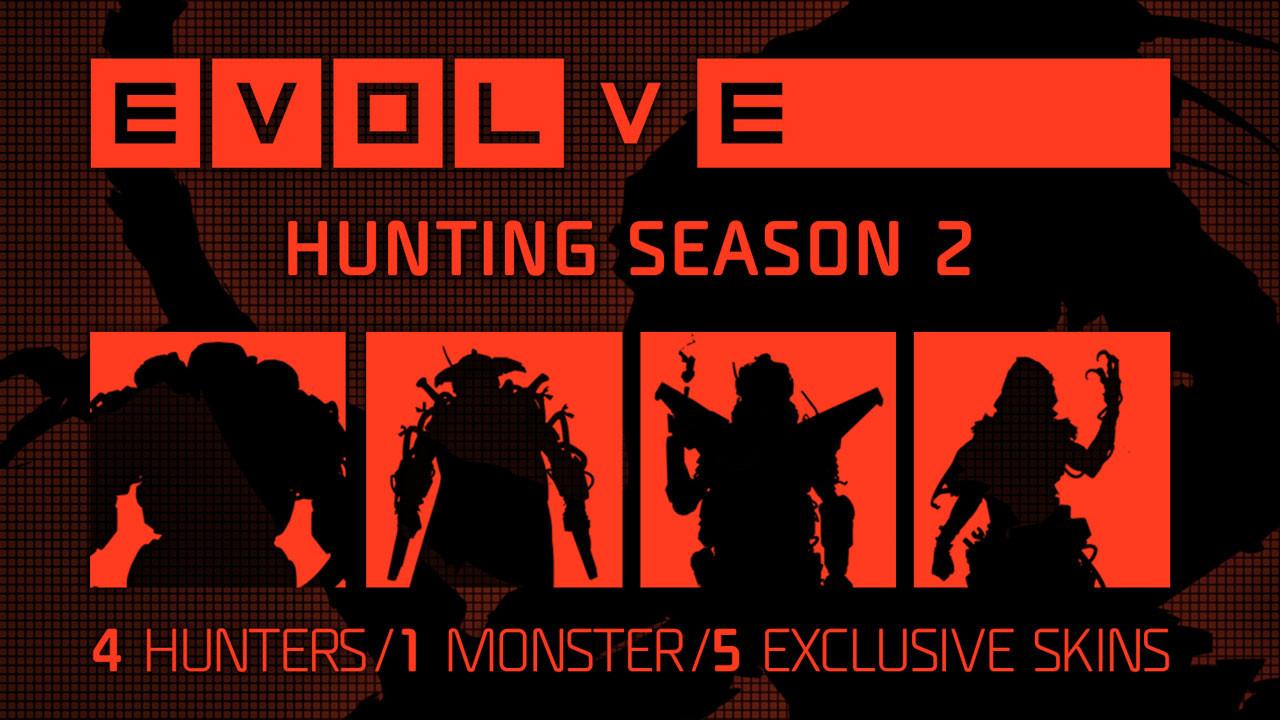 Season 1 – Hunting Season