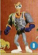 Playmates Earthworm Jim harness