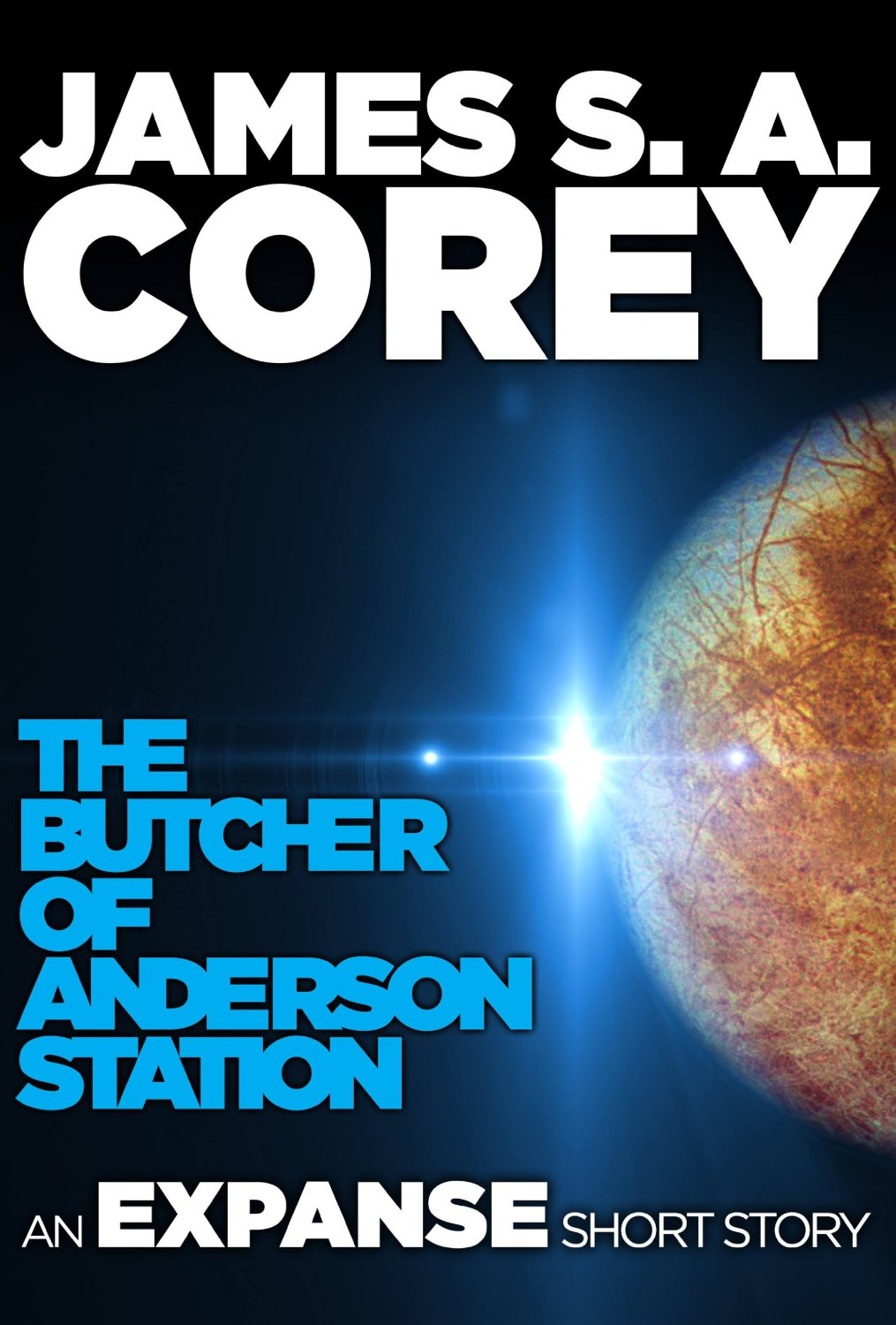 The Butcher Of Anderson Station The Expanse Wiki