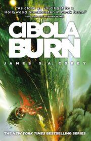 Cibola Burn (early cover)