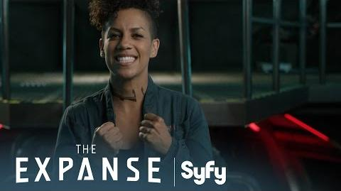THE EXPANSE We Love Our Fans Syfy
