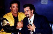 Sheen & Stallone 90s