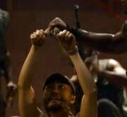 Expendables 1 Tze Yep hostage actor