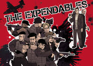 The expendables by 224umi-d32wkj1